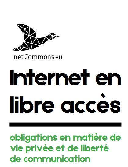Internet en libre accès : guide juridique pour les bibliothécaires